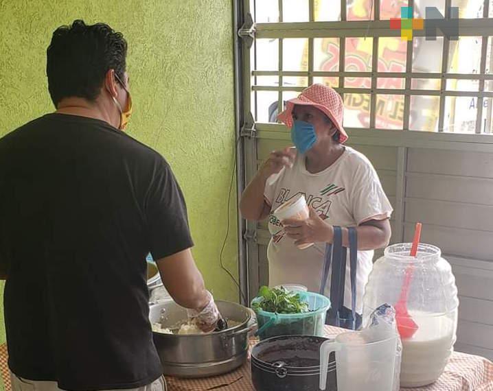Ayuntamiento de Ixhuatlán del Café emprende  campaña para reactivar economía local