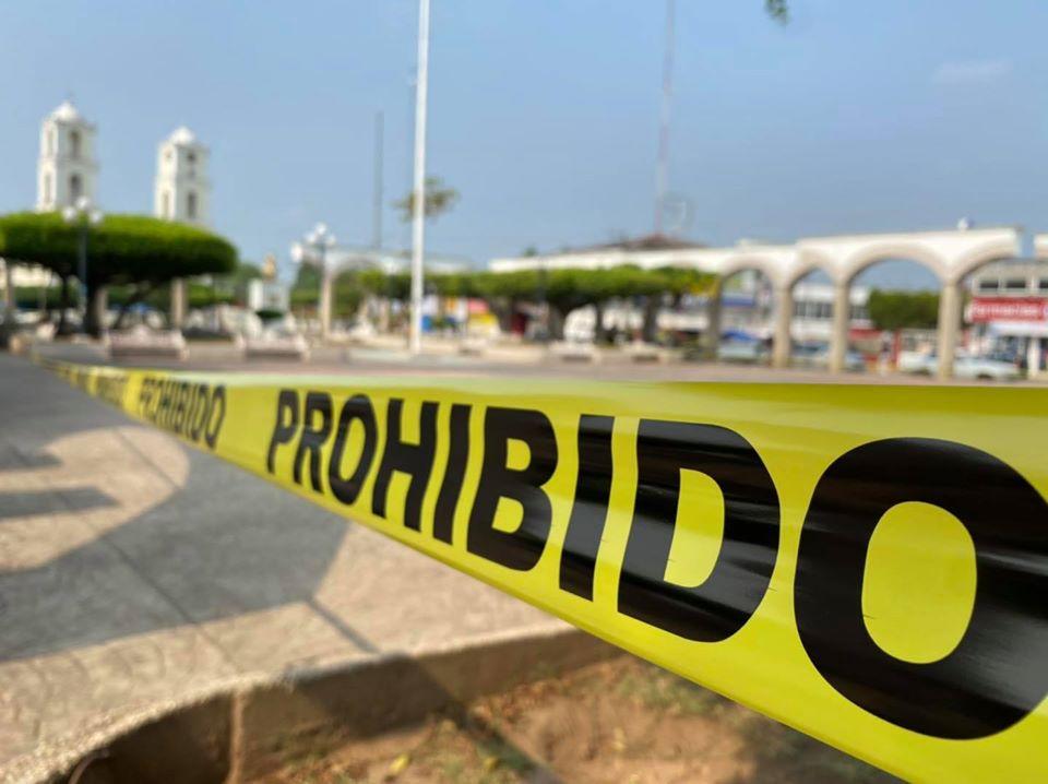 Cosoleacaque cierra espacios públicos; registra seis casos confirmados de COVID-19