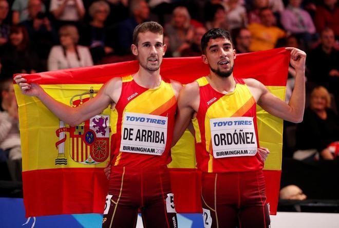 Deportistas en España podrán entrenarse a partir el 4 de mayo