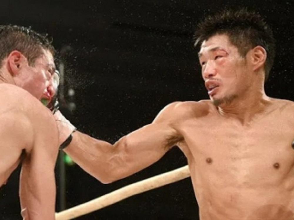 Excampeón Hozumi Hasegawa imparte clases de boxeo en línea