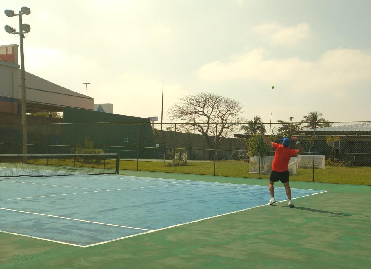Modificarán calendario del Circuito Regional de Tenis, zona sur