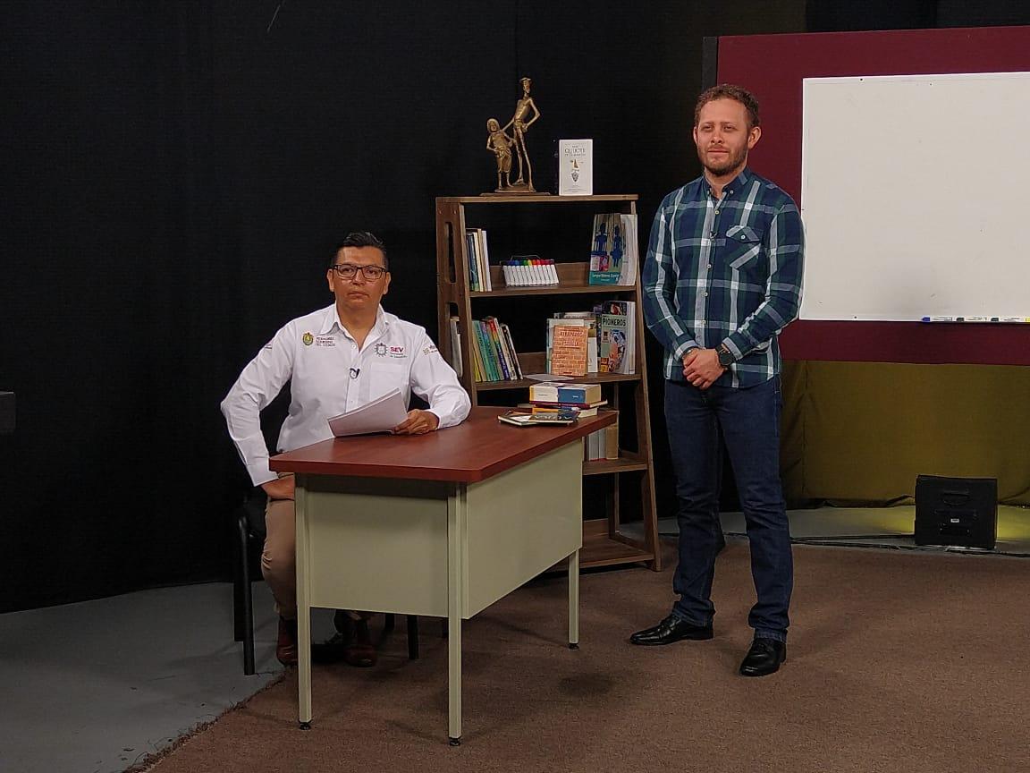 """Anuncia SEV inicio de """"Español para todos"""" a través de RTV"""