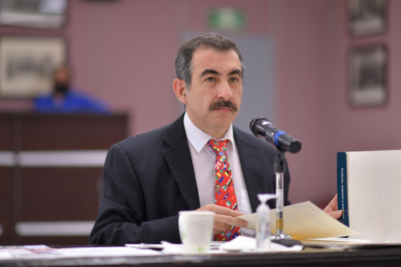 Están dadas las condiciones para elegir al mejor postulante a fiscal anticorrupción: David Ovando
