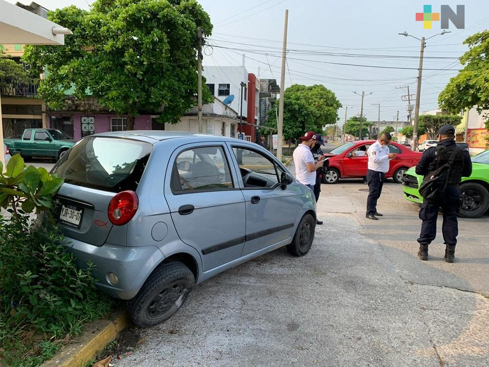 Entra en vigor reforma a la Ley de Tránsito y Seguridad Vial de Veracruz