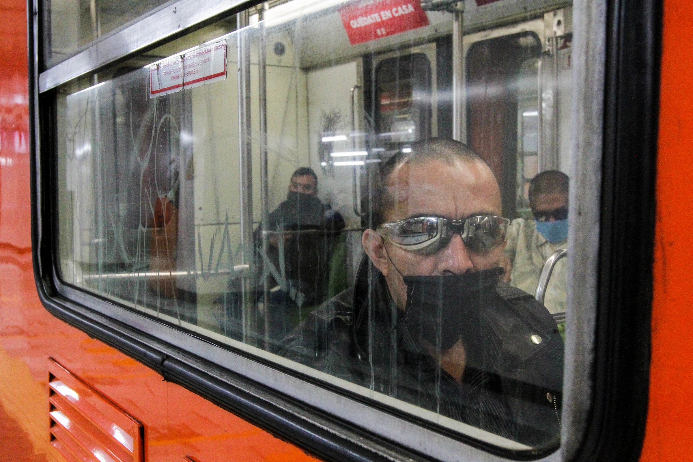 Metro registra varios contagios de COVID-19: Sheinbaum