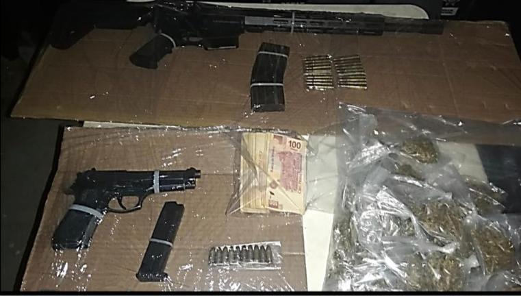 Capturan a tres presuntos jefes de plaza de delincuencia organizada en Acayucan