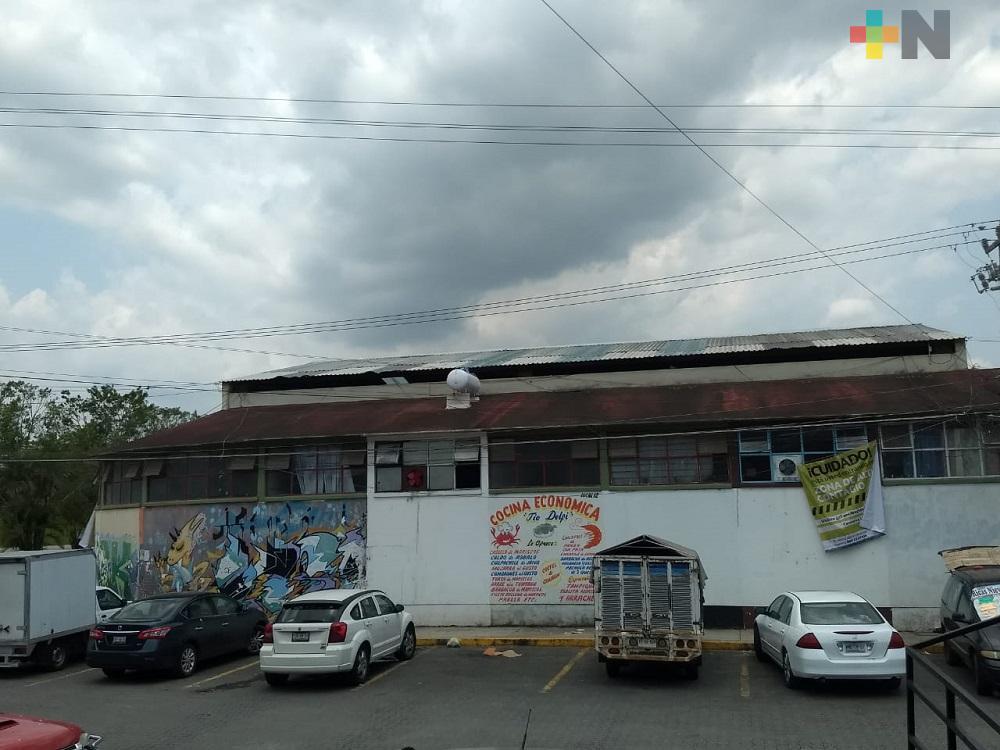 En la Central de Abastos de Xalapa esperan repunte en ventas por festejos patrios
