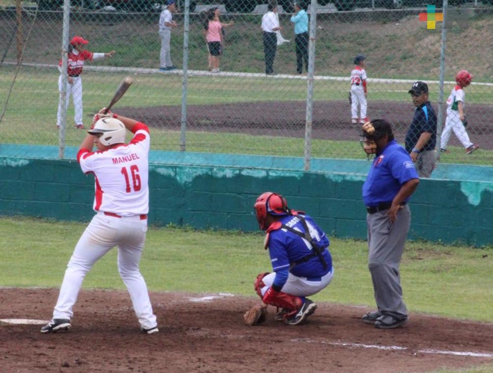 Béisbol a la expectativa de poder reactivarse: Emilio Morales