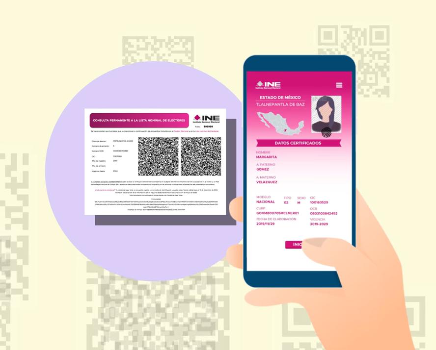 Hasta el primero de septiembre se podrán tramitar constancias digitales para identificación oficial