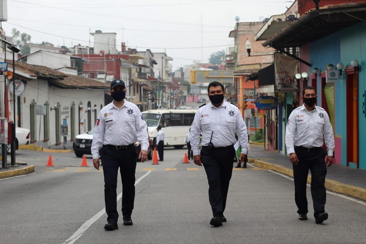 Realizó Tránsito y Transporte de Veracruz, casi 300 mil acciones para evitar contagios de COVID-19