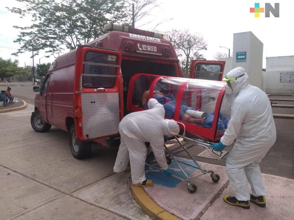 Se reforzarán las medidas de salud en todo el estado de Veracruz