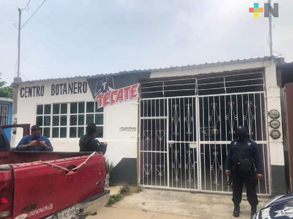 En algunos municipios del sur de Veracruz, continuarán con Ley Seca
