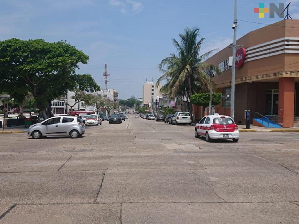 En diferentes municipios del sur de Veracruz, perciben fuerte olor a gas