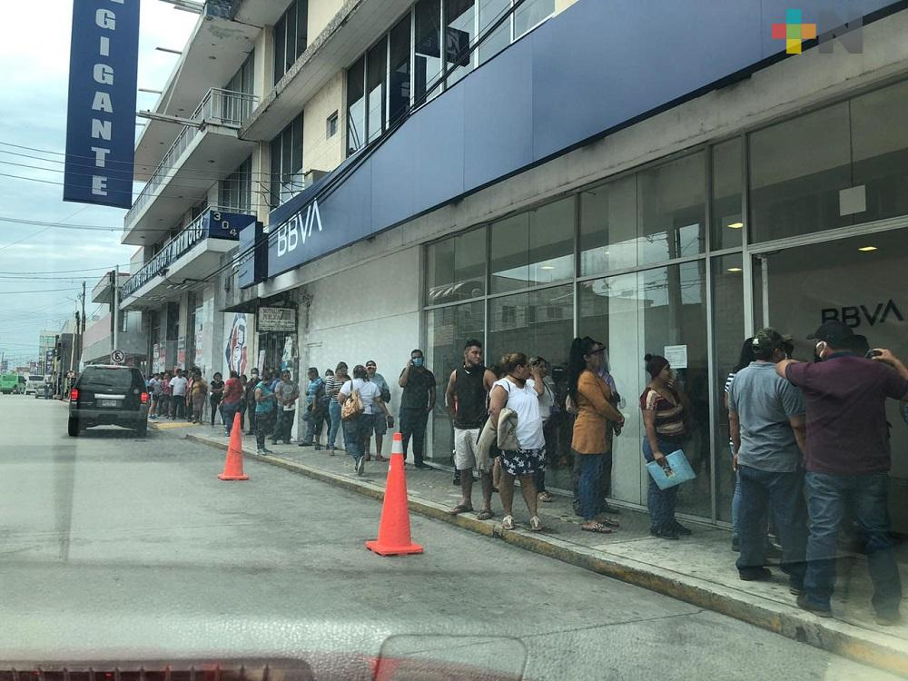 En zona de Martínez, casos de COVID-19 apenas van en aumento