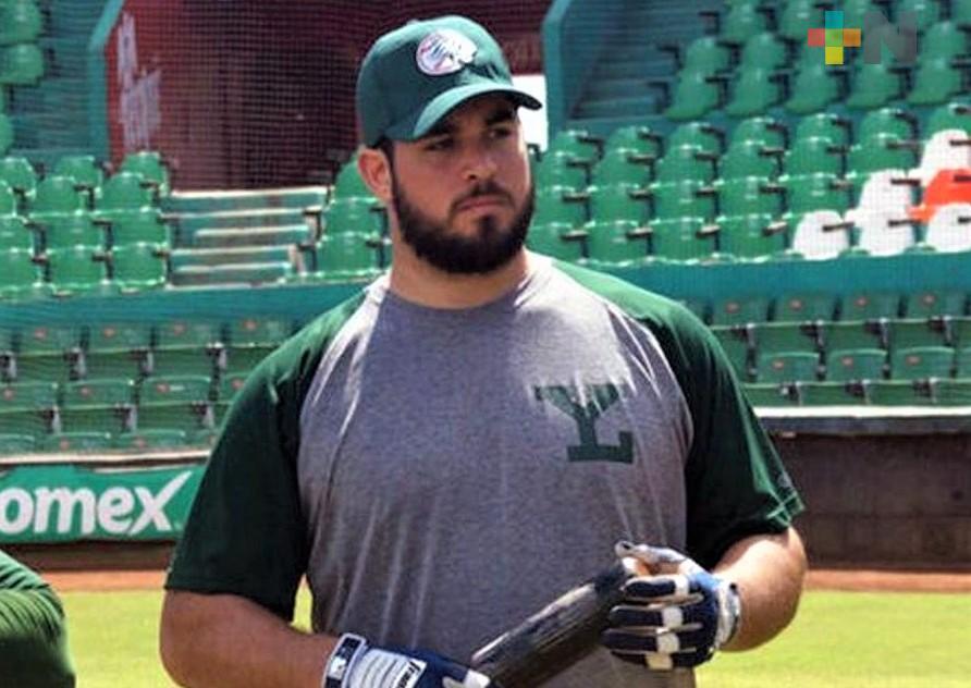Contentos por poder jugar al beisbol: Humberto Sosa