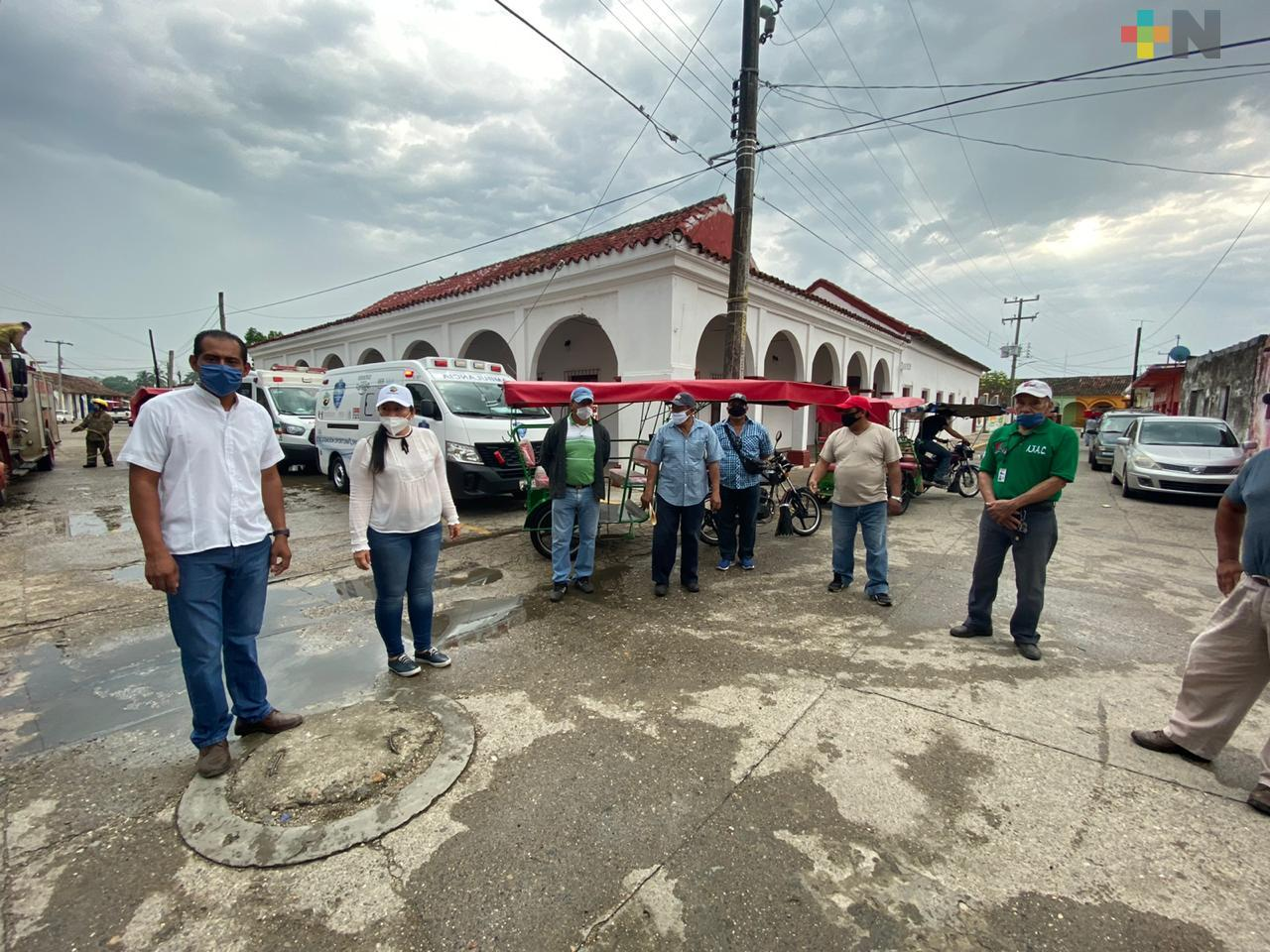 Cerrarán panteones del 9 al 11 de mayo en Chacaltianguis