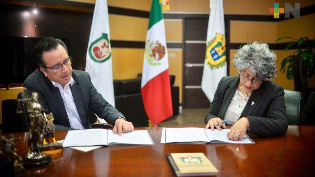 Se revitalizará el Centro Estatal de Justicia para Veracruz