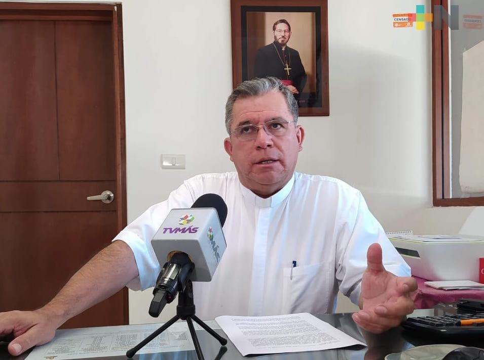 Exitosa marcha por la vida en línea: Arquidiócesis de Xalapa