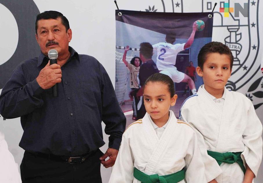 José Manuel Cabrera se capacita con la Federación Puertorriqueña de Judo