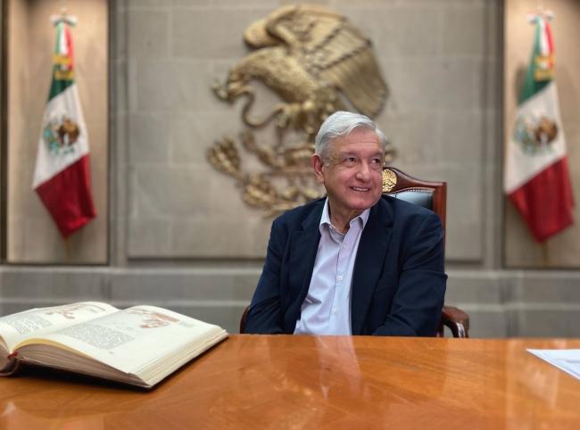 OMS reconoce labor de Hugo López-Gatell; vamos bien ante pandemia: AMLO