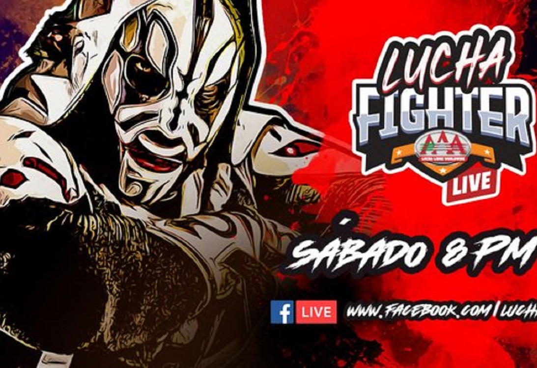 """""""Lucha Fighter AAA Live"""" conocerá finalistas el sábado"""