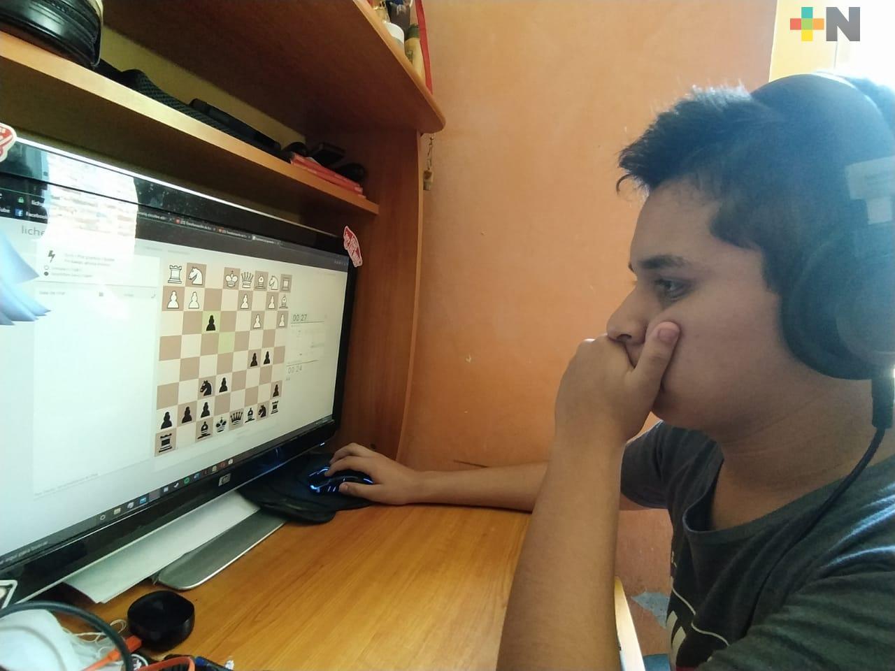 Destacan ajedrecistas veracruzanos en World Wide Sub-16