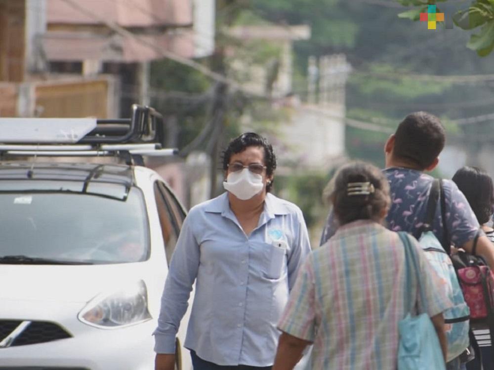 Ratifican recomendaciones sanitarias en la población de Tantoyuca