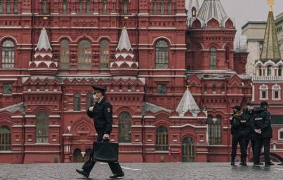 Rusia escala a 335.882 casos positivos de COVID-19