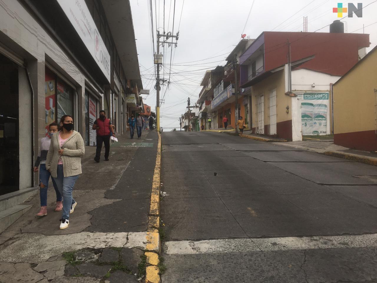 Publican medidas de seguridad temporales para 23 municipios de Veracruz