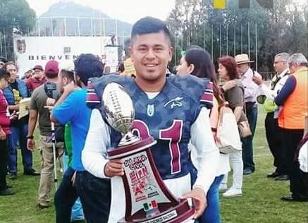 Pateador veracruzano buscará nuevamente el título de Onefa