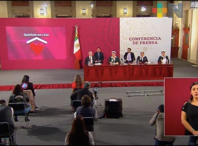 México registra 38 mil 324 casos de COVID-29 y tres mil 926 defunciones