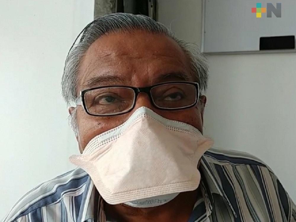 Sociedad en general y autoridades deben ir de la mano para abatir el contagio de COVID-19
