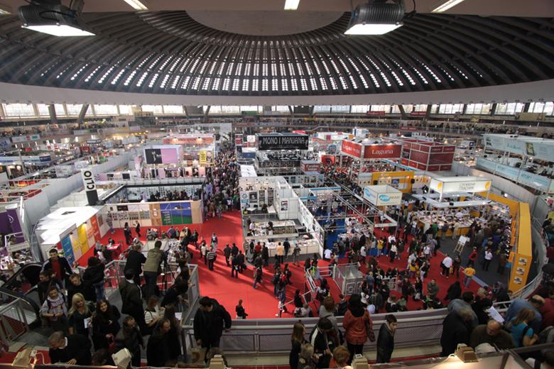 Feria del Libro de Frankfurt reunirá aproximadamente a 20 mil personas