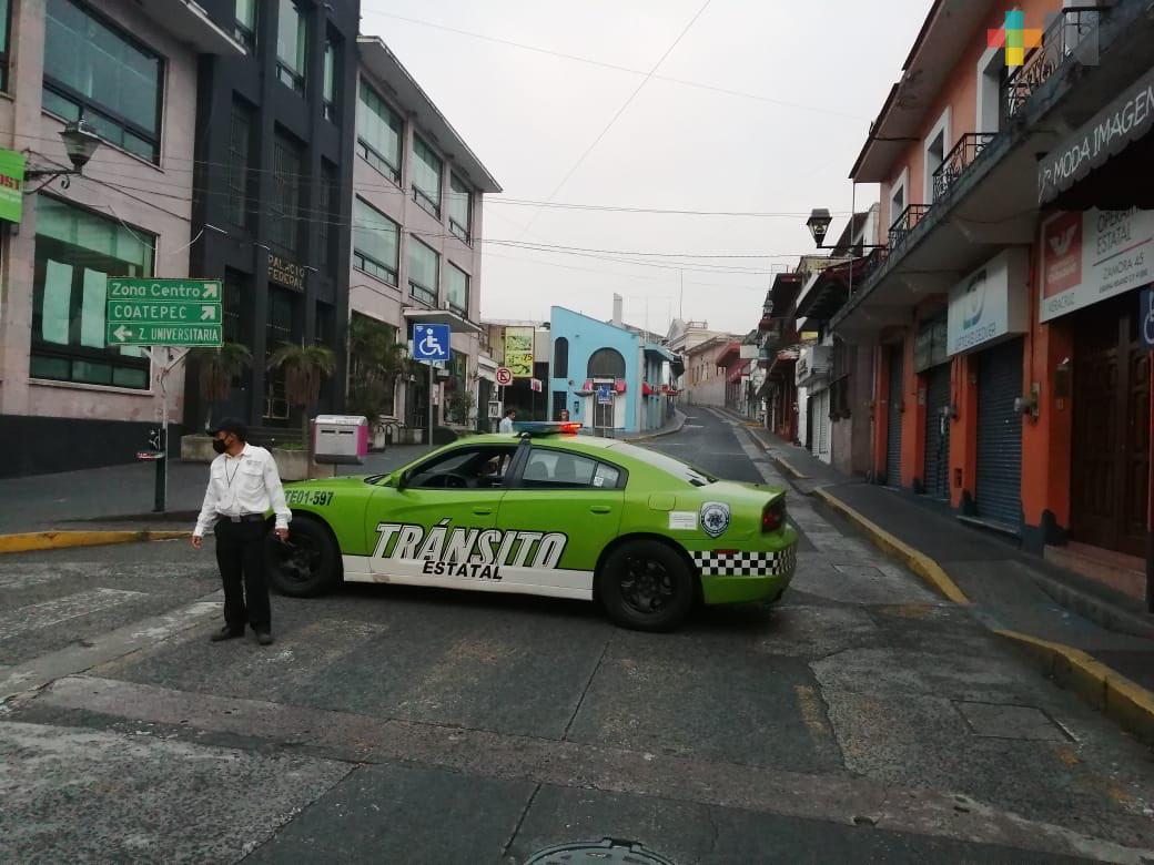 Decreta Cuitláhuac García medidas para reducir la movilidad del 28 al 30, en 20 municipios de Veracruz