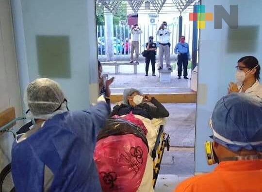 Más de 200 personas en Veracruz han vencido al COVID-19