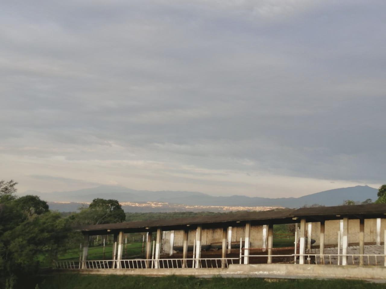 Xalapa, vista desde Alto Lucero