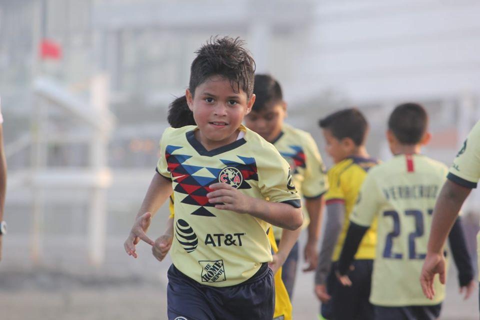 Club América distinguió por su trabajo al Nido Águila Veracruz
