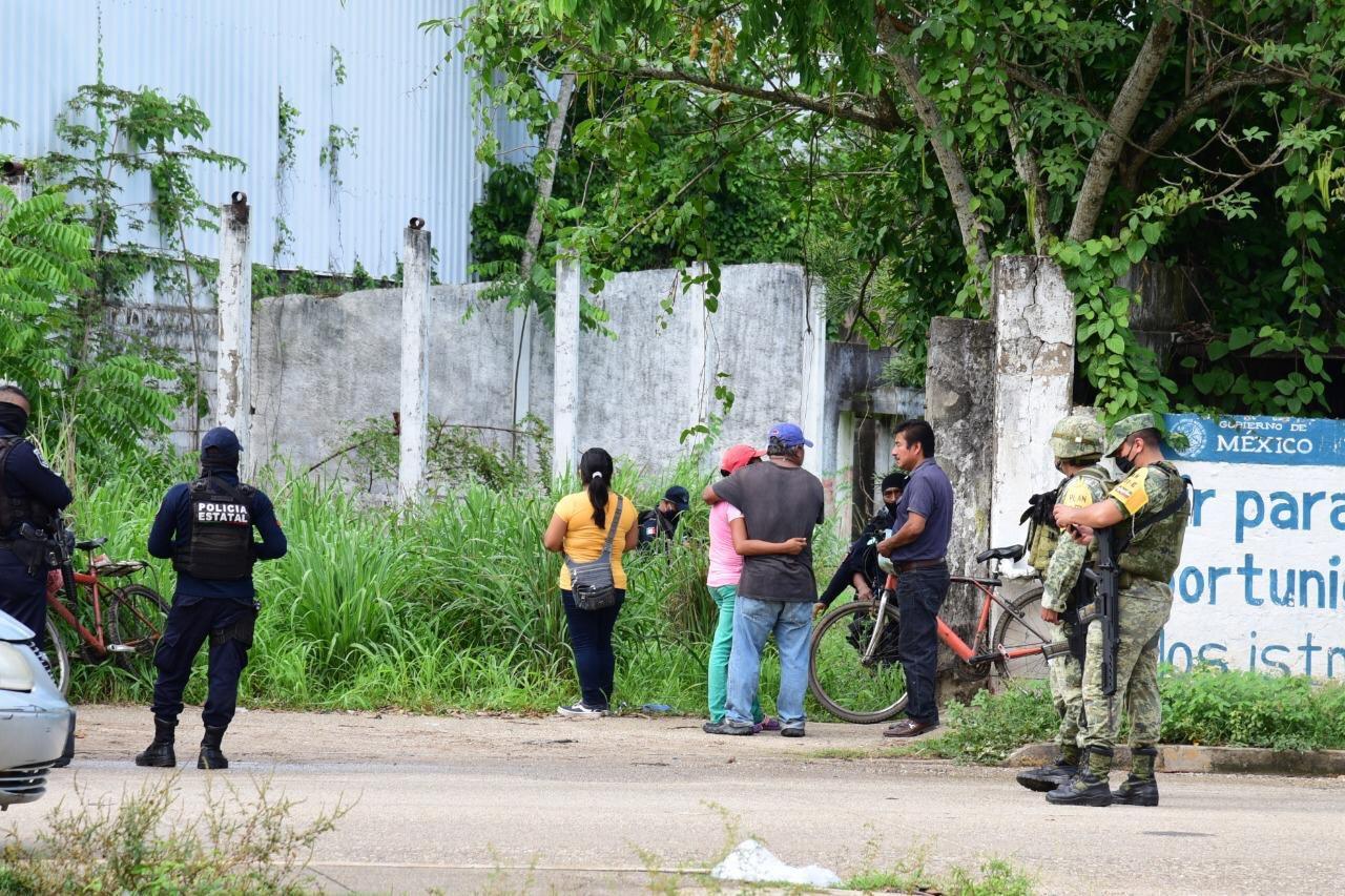 Capturan a homicida de menor en Acayucan