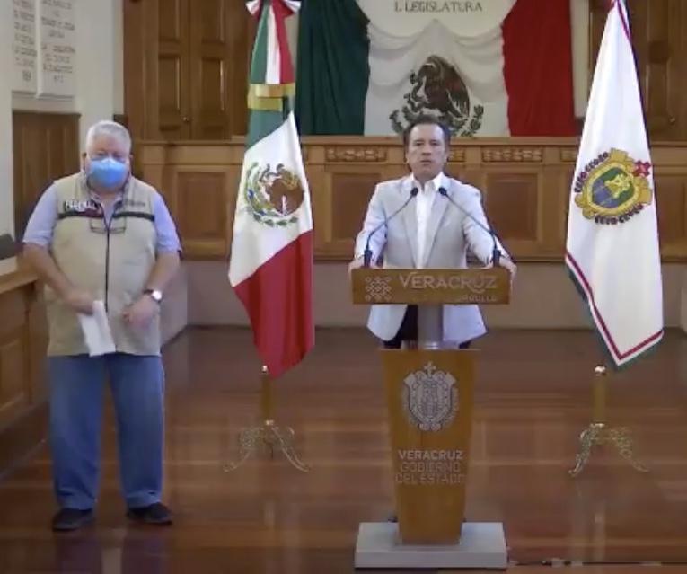Más de un millón de veracruzanos beneficiados con programas de Bienestar: gobernador Cuitláhuac García