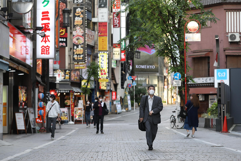 Crecen restricciones en Japón ante nuevos brotes de coronavirus