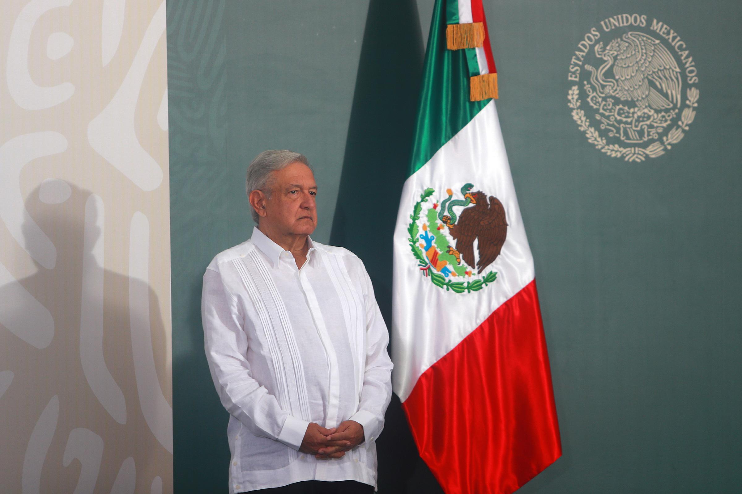 Destaca López Obrador potencial económico de Campeche