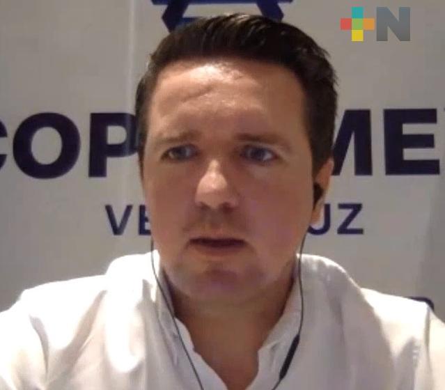 Coparmex Veracruz lanzó la campaña «Participo, Voto, Exijo»