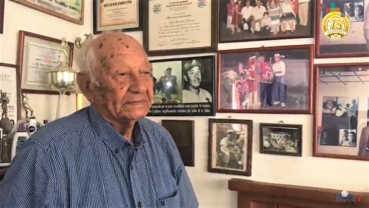 """Pedro """"Charrascas"""" Ramírez festejó sus 99 años"""