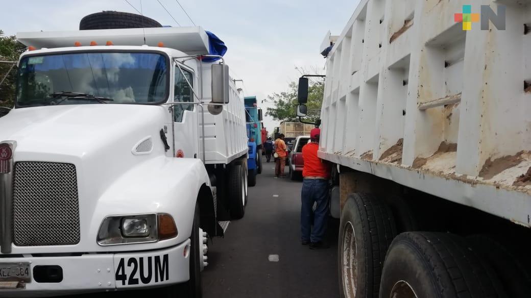 Grupos sindicales de Minatitlán y Cosoleacaque de la CTM están en conflicto por obra