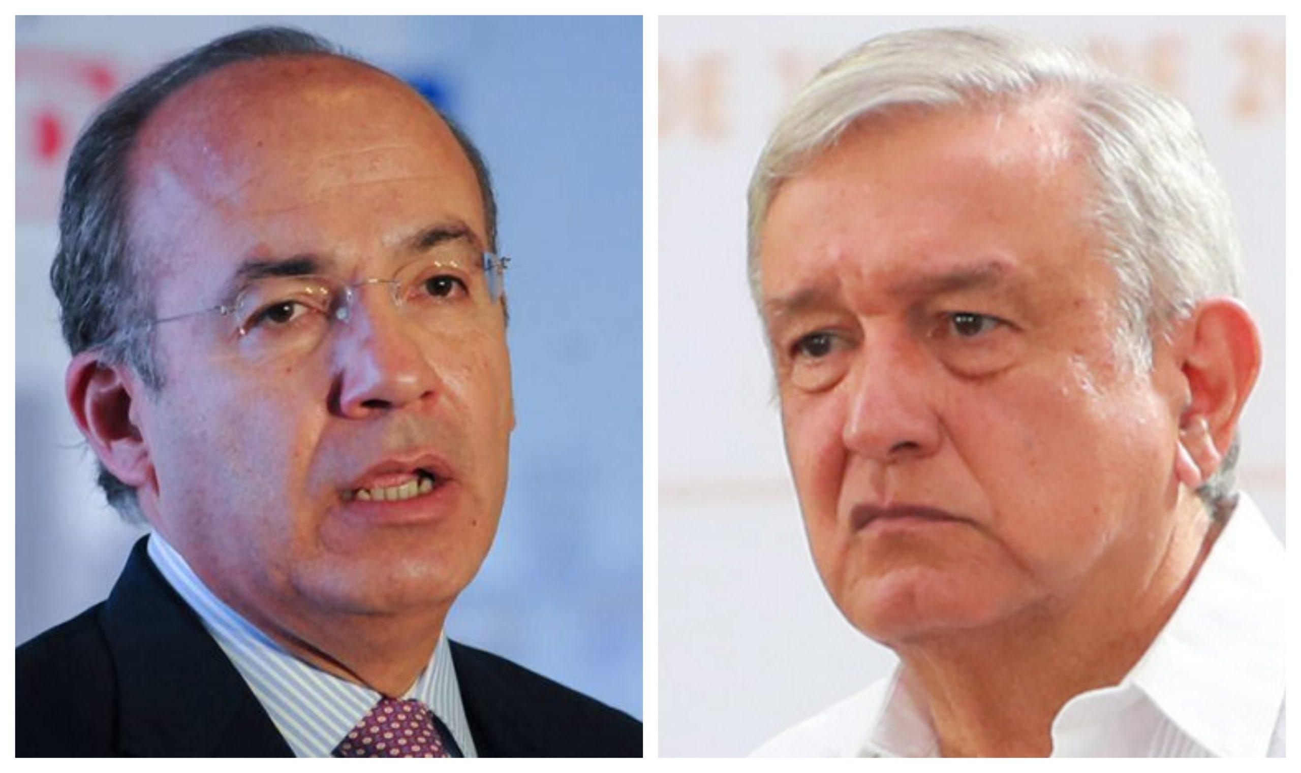 Calderón solo hizo barda de una refinería, llevamos más nosotros: AMLO
