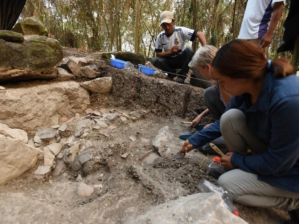 Construcción maya descubierta en Tabasco pudo ser utilizada para ceremonias o rituales