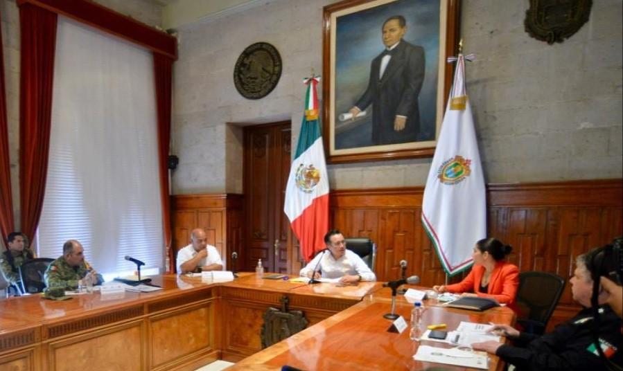 Desarticulan dos bandas de secuestradores y detienen a 16: Cuitláhuac García