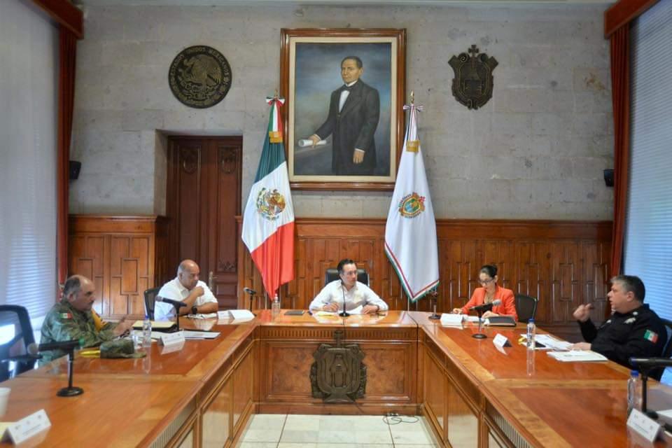 Van contra la impunidad: Analiza Cuitláhuac caso de jueza que liberó a homicida
