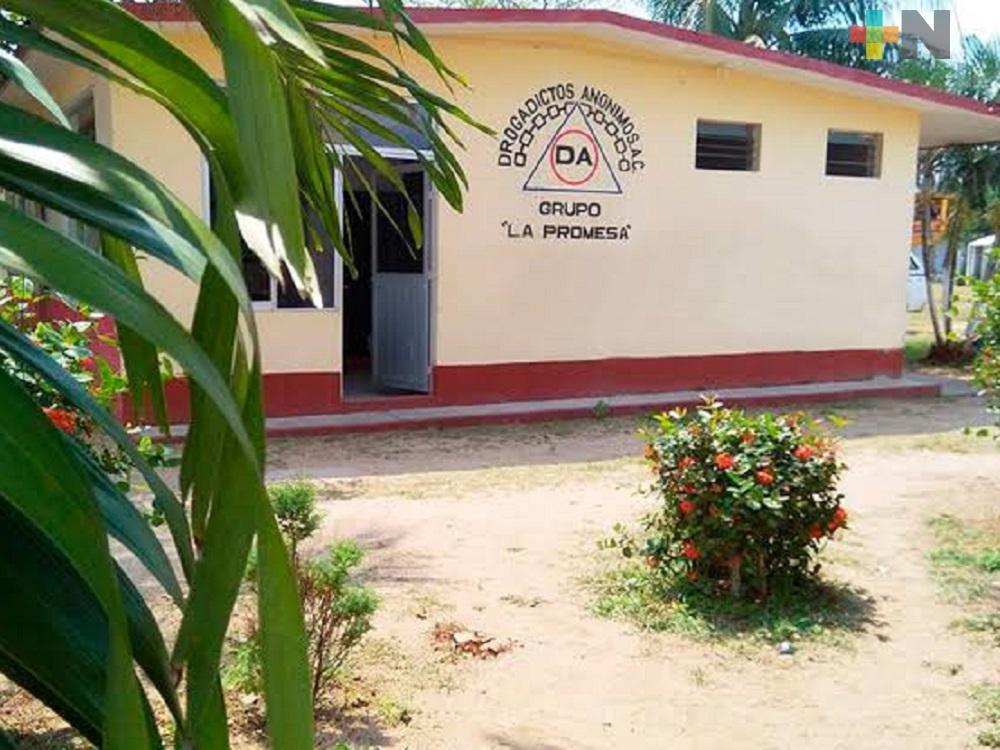 En Coatzacoalcos, personas buscan donativos a nombre de Drogadictos Anónimos A. C.; agrupación desmiente