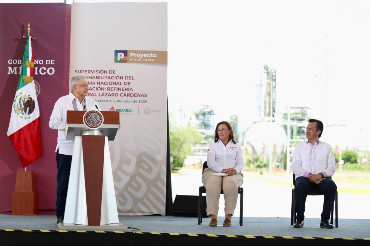 """""""Cuitláhuac, un gobernador honesto como en mucho tiempo no se tenía»: AMLO"""
